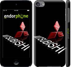"Чехол на iPod Touch 6 Mitsubishi. Logo v3 ""3128c-387-851"""