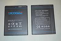 Оригинальный аккумулятор (АКБ, батарея) B-DG580 для Doogee Kissme DG580 2500mAh