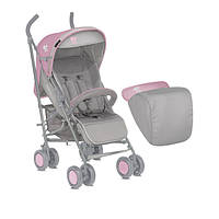 Прогулочная коляска Lorelli I'Move Grey&Pink