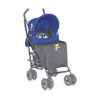Коляска-трость Bertoni Fiesta Blue&Grey Puppies