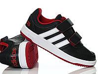 Кроссовки детские обувь детская Adidas Hoops VS F76562