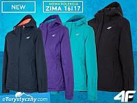Зимняя куртка женская лыжная 4F Польша Z16 KUDN001