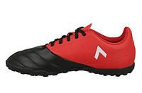 Кроссовки бампы сороконожки футзалки детские юношеские Adidas ACE 17.4 TF JUNIOR BA9246