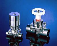 Новые области применения мембранных клапанов