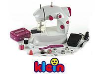 KLEIN Безопасная швейная машинка + аксесуары нитки (Польша)