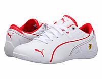 Кроссовки кросівки женские PUMA FERRARI DRIFT CAT 6 358775 02