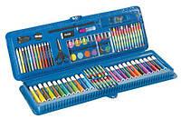 Детский набор для рисования/черчения - 77 эл