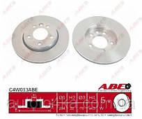 Диск тормозной задний ABE C4W013ABE