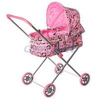 Melogo Акция! Детская коляска для кукол Melogo 9308 / 002. Скидка 10% на вторую при покупке двух колясок! Скидка 3 % на товары для девочек при покупке