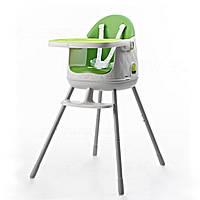 Детский стульчик для кормления 3 В 1 автокресло