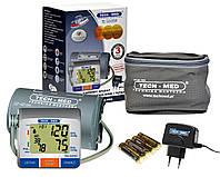 Тонометр на предплечие TECH-MED ТМА 500 PRO + блок питания