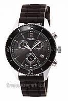 Мужские наручные часы + ХРОНОГРАФ Timex INDIGLO T2N826