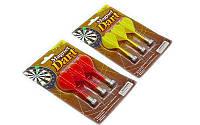 Дротики для игры в дартс цилиндрические магнитные 3шт BL-M302