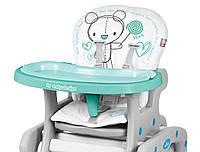 Кресло для кормления  2в1 + столик CANDY BABY DESIGN