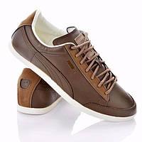 Мужские кожаные кроссовки PUMA CATSKILL CITI SERIES 358900 02