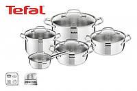 Набор посуды кастрюли TEFAL UNO (A701SC84) (10 ел.) индукция