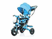 Детский трехколесный велосипед коляска 6w1