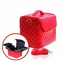 Кейс чемодан для маникюра и косметики SILCARE