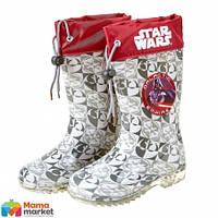 Резиновые сапоги для мальчика ARDITEX Star Wars SW9866-A