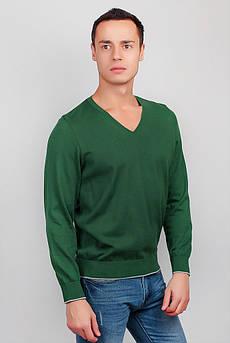 Свитер трикотажный мужской №269C007 (Зеленый)