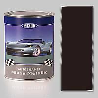 Автомобильная краска металлик Mixon Metallic. Черный шоколад 635. 1л
