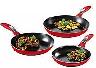 Набор сковородок с керамическим покрытием bratmaxx