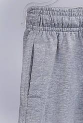 Шорты детские серые, хлопок 364K001 (Светло-серый)