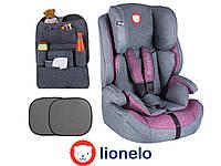 Детское автокресло Lionelo Nico 9-36 кг + подарки