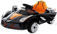 Детский автомобиль на аккумуляторе, электромобиль + пульт дистанционного управления FERR кабриолет