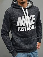 Теплая кенгурушка с капюшоном Nike