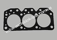 Прокладка головки двигателя ГБЦ D-80mm LL380 ( Jinma 200/204, Булат 200/204) (LL380-01002)