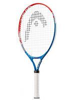 Теннисная ракетка для большого тенниса для детей HEAD NOVAK JUNIOR 25