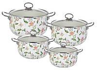 Набор эмалированной посуды Edenberg EB 1826