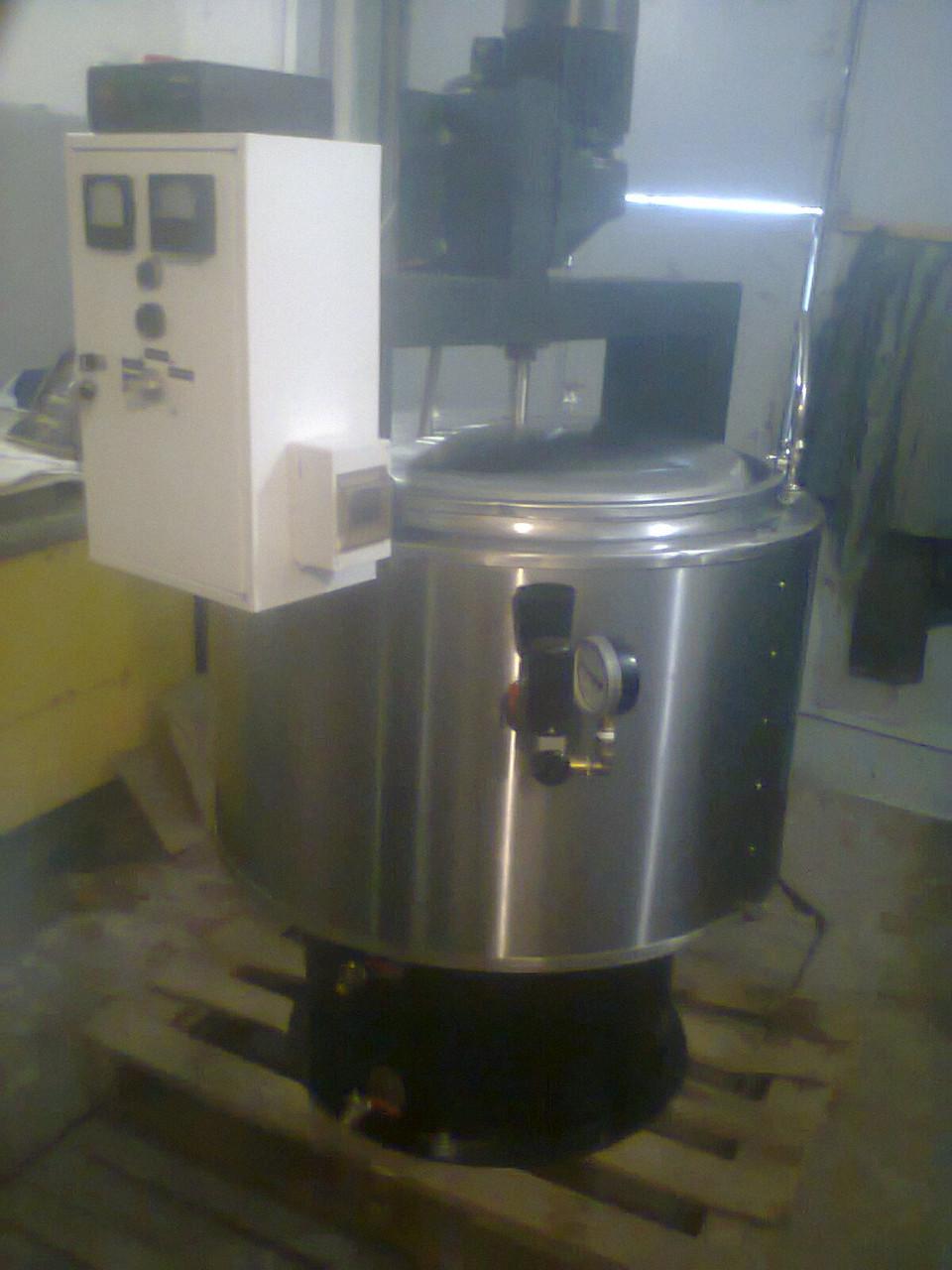 Котел пищеварочный с мешалкой кпэ-250