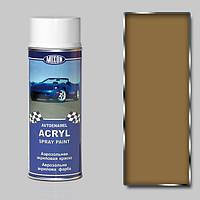 Акриловая автокраска в баллончике Mixon Spray Acryl. Арахис 405