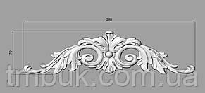 Горизонтальный декор 82 - 280х70 мм, фото 2