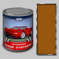 Синтетическая автомобильная краска Mixon Synthetic. Охра 208. 1л