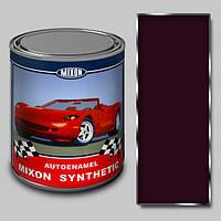 Синтетическая автомобильная краска Mixon Synthetic. Баклажан 107. 1л