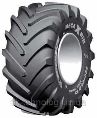 Шина 620/70 R42 166A8/166B MEGAXBIB TL (Michelin)