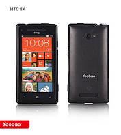 Защитный чехол для HTC 8X - черный