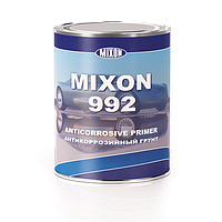 Антикоррозийный грунт Mixon 992. Серый  1,1кг.