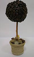 Дерево Шар счастья Кофейное 2, фото 1