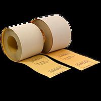 Наждачная бумага в рулоне Smirdex 510. Размер - 116мм. x 50м. Зерно 80