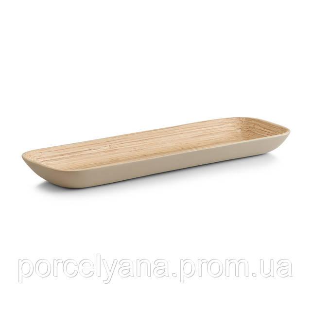 Блюдо бамбуковое