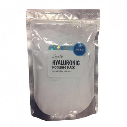 Альгинатная маска с гиалуроновой кислотой увлажняющая Lindsay Premium Hyaluronic Modeling Mask Pack