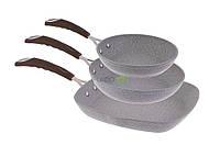 Набор комплект керамических сковородок Berlinger Haus BH 1186