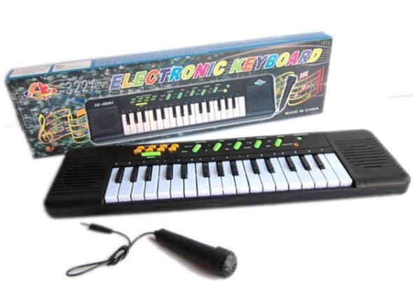 Детский синтезатор 322A