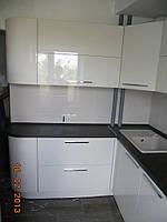 Кухни с радиуснным окончанием, фото 1