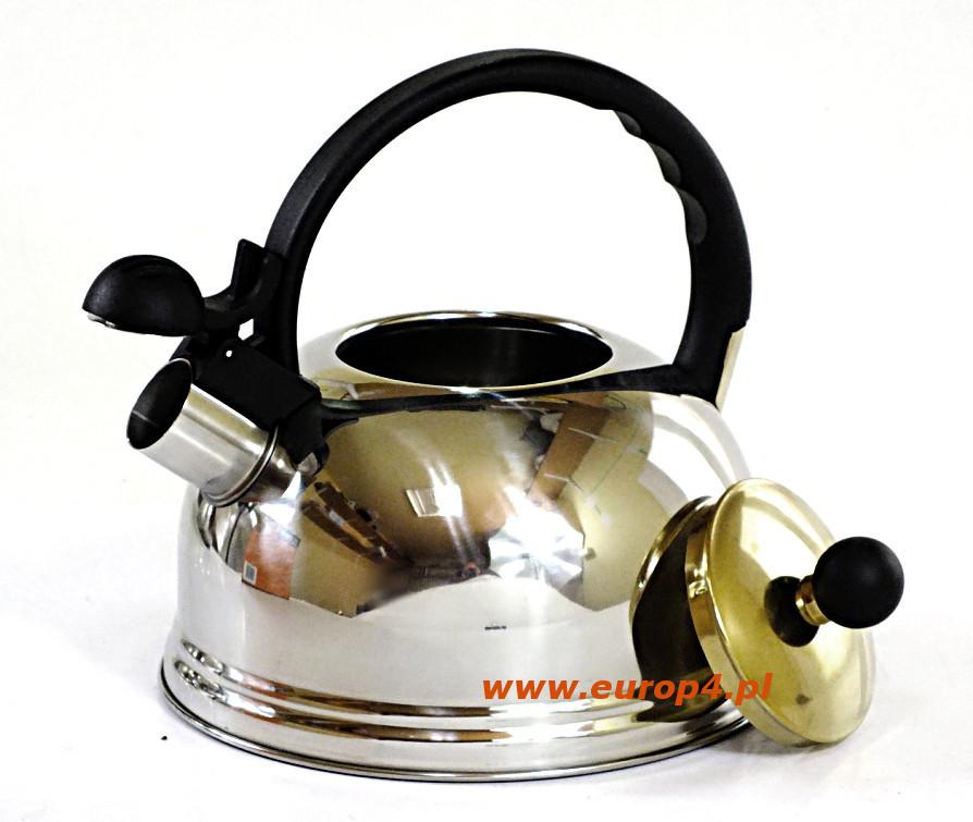"""Чайник со свистком Hoffman HOFFNER  HF 515 - Интернет-Магазин """"Tekwa"""" в Луцке"""