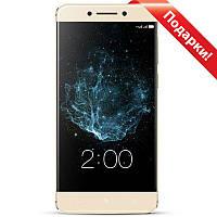 """ϞСмартфон 5.5"""" LeEco (LeTV) Pro 3 X722, 4GB+32GB Золотистый камера Sony IMX298 Exmor 16Мп Android 6.0"""
